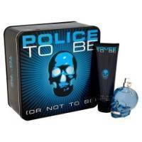 Police To Be Men - Набор (туалетная вода 75 ml + гель для душа 100 ml)