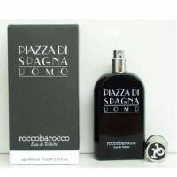 Roccobarocco Piazza Di Spagna Men - туалетная вода - 75 ml