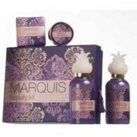 Mades Cosmetics - Marquis водяная лилия - Набор (гель для душа 150 мл+лосьон для тела 150 мл+крем для рук 20 мл+мыло 60 г)