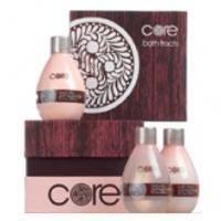 Mades Cosmetics - Core гранат и цветок вишни - Набор (гель д/душа 100 мл+лосьон д/тела 100 мл+пена д/ванны 100 мл)