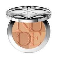 Пудра для лица компактная с эффектом естественного сияния Christian Dior - Diorskin Nude Tan Healthy Glow Enhancing Powder №003 Zenith - 10g