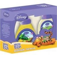 Disney - Happy Tiger - Набор подарочный (шампунь 300 ml+жидкое мыло 300 ml)