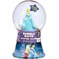 Disney - Гель-пена для душа Snow Globe Cinderella 3D - 250 ml