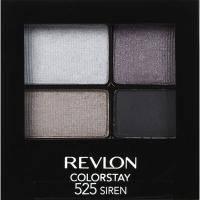 Тени для век cтойкие 16-часовые Revlon - Colorstay №525 Коварный