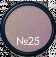 Max Factor - Тени для век 1-цветные устойчивые для сухого и влажного нанесения Wild Shadow Pots 025 Темный розовый - 2.7g