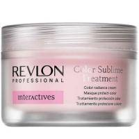 Revlon Professional - Interactives Color Sublime Treatment Крем для окрашенных волос - 200 ml