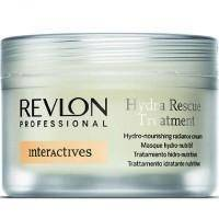 Revlon Professional - Hydra Rescue Treatment Крем Лечебный, Увлажняющий Для Сухих Волос - 200 ml