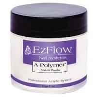 EzFlow - Полупрозрачная акриловая пудра A-Polymer Natural Acrylic Powder - 113 г