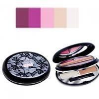 Pupa - Pupa Pocket №05 Сиреневая гамма - Набор для макияжа (компактные румяна + 4 шт тени + аппликатор для глаз + 3 шт ультрасияющий блеск для губ)