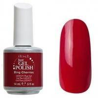 ibd - Just Gel Polish - Bing Cherries Вишневый, глянец. № 520 - 14 ml