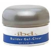 ibd - Builder Gel Clear  Прозрачный конструирующий гель - 14 g
