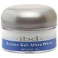 ibd - Builder Gel Ultra White Ультра белый конструирующий гель - 14 g