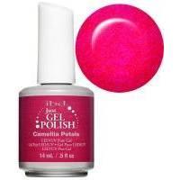 ibd - Just Gel Polish - Camellia Petals Светлое бордо, перламутр. № 589 - 14 ml