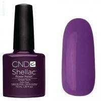 CND Shellac - Grape Gum Гель-лак фиолетовый классический, перламутр №945 - 7.3 ml