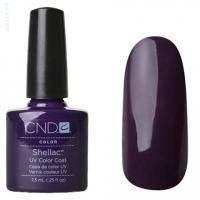 CND Shellac - Rock Royalty Гель-лак тёмно-фиолетовый, эмаль №524 - 7.3 ml