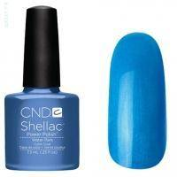 CND Shellac - Water Park синий, перламутр №942 - 7.3 ml