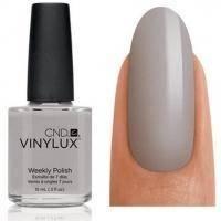 CND Vinylux - Лак для ногтей Cityscape Серо-коричневый, светлый №107 - 15 ml