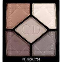 Тени для век Christian Dior - 5-Colour Eyeshadow №734 Grege TESTER