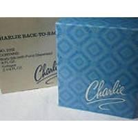 Revlon Charlie Back-to Back Vintage - набор голубая коробка - одеколон 67.50 ml +гель для душа 120 ml