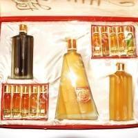 Алые паруса Наши ароматы Vintage - набор (10 разных маленьких духов, 2 средних  - духи и один большой флакон-одеколон)