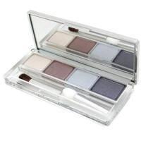Тени для век 4-цветные компактные Clinique - Colour Surge Eye Shadow Quad №105 (Polar Blue) Tester