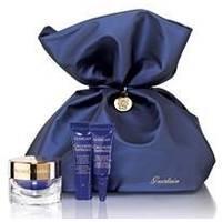 Guerlain - Orchidee Imperiale - Подарочный набор (крем 7 ml+сыворотка 3 ml+крем для кожи вокруг глаз и губ 2 ml+косметичка-мешочек)