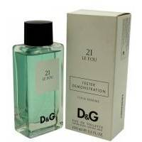 Dolce Gabbana Anthology Le Fou 21 - туалетная вода - 100 ml TESTER