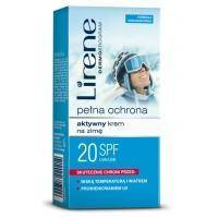 Lirene - Зимний защитный крем для лица SPF 20 - 50 ml