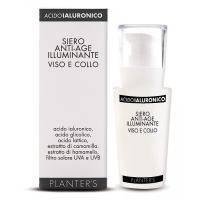 Planters - Hyaluronic Acid Brightening Anti-age Serum Face and Neck Сыворотка для сияния кожи лица и шеи с гиалуроновой кислотой - 30 ml (ref.1607)