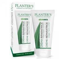 Planters - Repairing Cream Face Hands Body Aloe Vera Восстанавливающий крем для лица, рук, тела - 150 ml (ref.617)