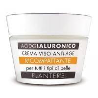 Planters - Hyaluronic Acid Anti-Age Face Cream Firming Крем для лица укрепляющий с гиалуроновой кислотой - 50 ml (ref.1560)