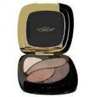 Тени для век 4-цветные компактные L'Oreal - Color Riche Quad Eye Shadow №E2 - 4.5 g