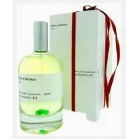 Miller et Bertaux L'eau de parfum #3 Green, green and green