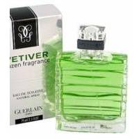 Guerlain Vetiver Frozen Fragrance - туалетная вода - 75 ml