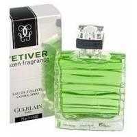 Guerlain Vetiver Frozen Fragrance - туалетная вода - 75 ml