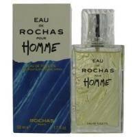 Rochas Eau De Rochas Homme - туалетная вода - 50 ml