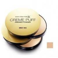 Пудра для лица Max Factor - Creme Puff №05 Прозрачный - 21 g New Design 2013