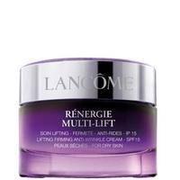 Lancome - Renergie Multi-Lift Soin Jour Peaux Dry Skin SPF15 - 50 ml (сухая кожа)