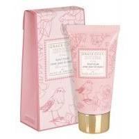 Grace Cole - Крем для рук увлажняющий с экстрактом розового масла Floral Collection Hand Cream White Rose & Lotus Flower - 50 ml