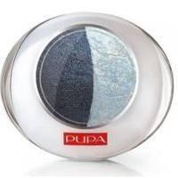 Тени для век 2-цветные запеченные Pupa - Luminys №30 Голубой/светло-голубой - 2.2 g