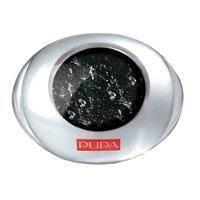 Тени для век 1-цветные запеченные Pupa - Luminys №12 Мерцающий черный - 2.2 g