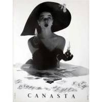 Jacques Fath Canasta Vintage