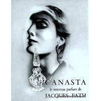 Jacques Fath Canasta Vintage - одеколон - 60 ml