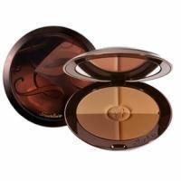 Guerlain - Пудра для лица 4-цветная компактная с эффектом загара Terracotta 4 Seasons SPF 10 № 02 Brunettes - 10g