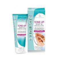 Крем-гель для бюста и декольте укрепляющий с подтягивающим эффектом Clinians - Body Tone Up - 75 ml (10082)