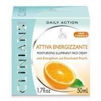 Крем для лица увлажняющий энергетический с комплексом Energilium Clinians - Attiva Energizzante - 50 ml (10690)