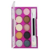 Ninelle Набор теней для век Ninelle Eye Shadow Symphony of Colours № 04 - 6 gr (3449)