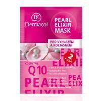 Dermacol Pearl Elixir Маска разглаживающая для сияющей кожи с экстрактом жемчуга Multi-Active  2х8 g - 6 ml (15426)