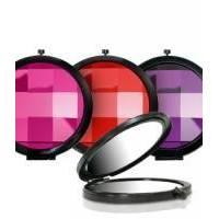 Beter - Зеркало карманное двойное, увеличивающее х3 Viva Make Up Double Mirror - d7 см (7872)
