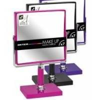 Beter - Зеркало на ножке двустороннее, x7 увеличение Viva Make Up Macro Mirror - 14.5 см (7873)
